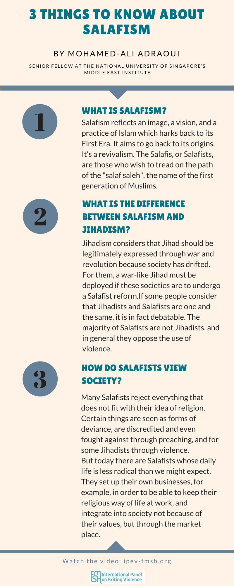3 things to know about salafism(2)