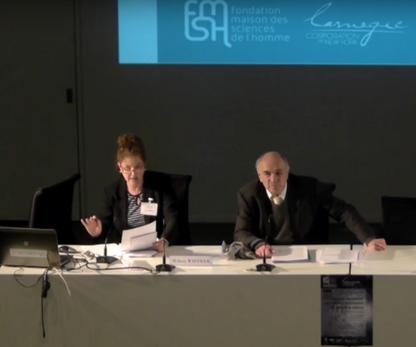 Hillary Wiesner de la Carnegie : IPEV apporte une multiplicité de cadres d'analyse