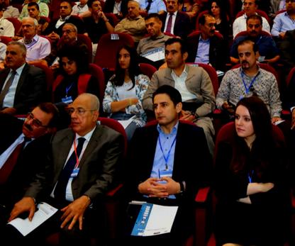 Conférences IPEV à Suleymaniye sur les questions de State Building et d'indépendance