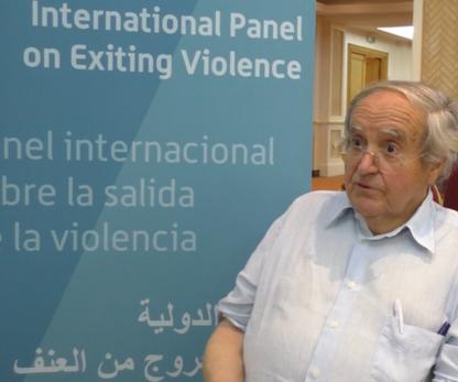 Interview vidéo d'Alfonso Pérez Agote sur la mémoire en Espagne