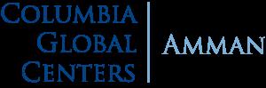 Logo Columbia Global Centers - Amman