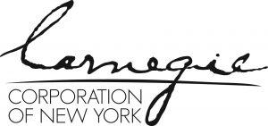 logo Carnegie corporation of New York